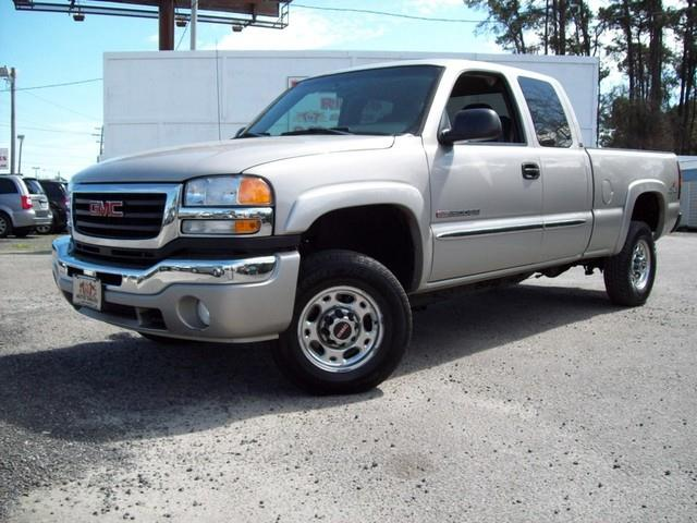 2005 gmc sierra 2500hd for sale in savannah ga. Black Bedroom Furniture Sets. Home Design Ideas