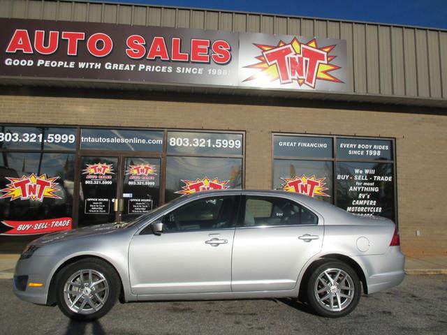 used 2012 ford fusion sel in conway sc at tnt auto sales. Black Bedroom Furniture Sets. Home Design Ideas
