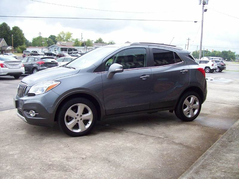 2015 Buick Encore AWD Convenience 4dr Crossover - Lafayette TN