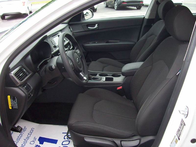2016 Kia Optima LX 4dr Sedan - Lafayette TN
