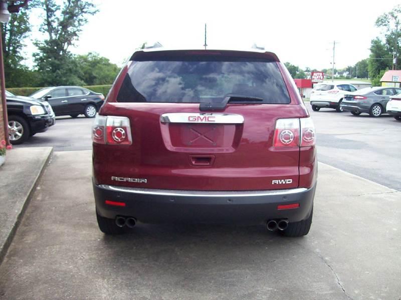 2007 GMC Acadia AWD SLT-1 4dr SUV - Lafayette TN