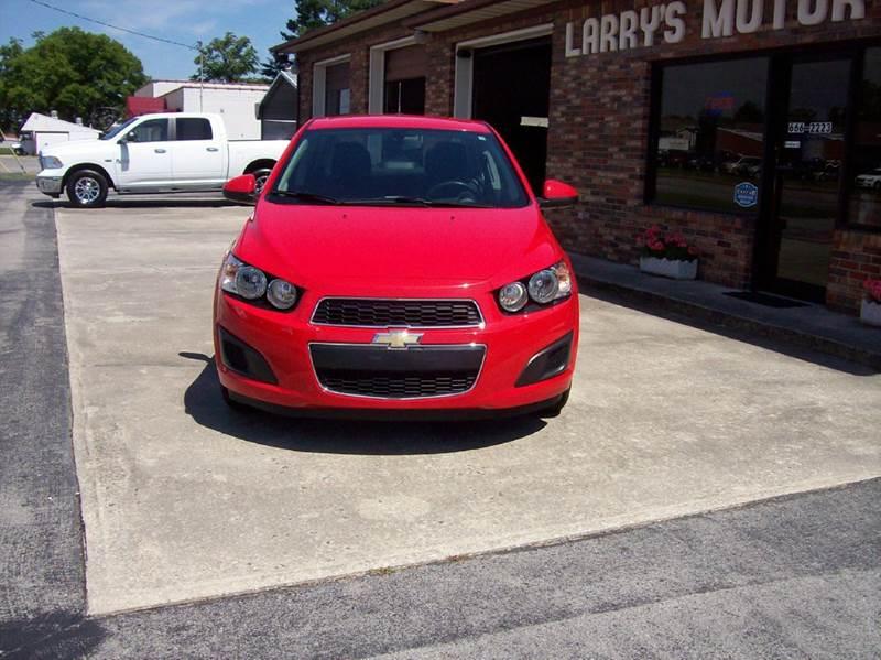 2015 Chevrolet Sonic LT Auto 4dr Sedan - Lafayette TN
