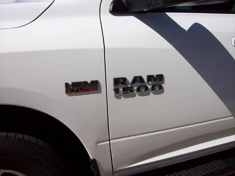 2016 RAM Ram Pickup 1500 4x4 Big Horn 4dr Crew Cab 5.5 ft. SB Pickup - Lafayette TN
