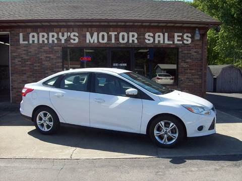 2013 Ford Focus for sale in Lafayette, TN