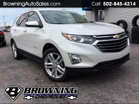 2018 Chevrolet Equinox for sale in Eminence, KY