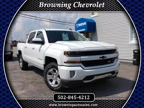 2017 Chevrolet Silverado 1500 for sale in Eminence, KY