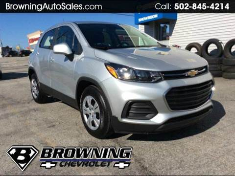 2017 Chevrolet Trax for sale in Eminence, KY