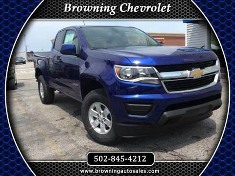 2017 Chevrolet Colorado for sale in Eminence, KY
