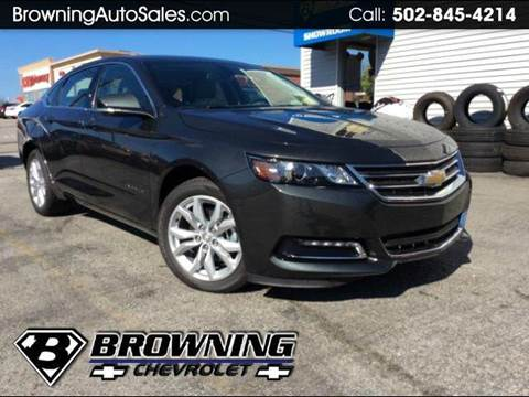 2018 Chevrolet Impala for sale in Eminence, KY