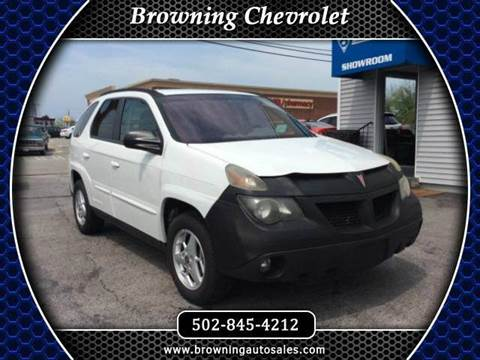 2005 Pontiac Aztek for sale in Eminence, KY