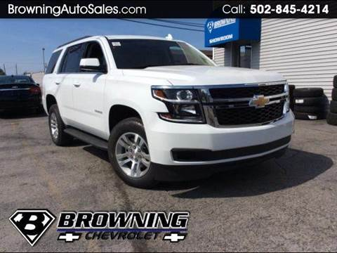 2017 Chevrolet Tahoe for sale in Eminence, KY