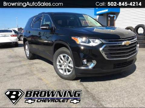 2018 Chevrolet Traverse for sale in Eminence, KY