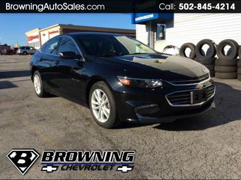 2017 Chevrolet Malibu for sale in Eminence, KY