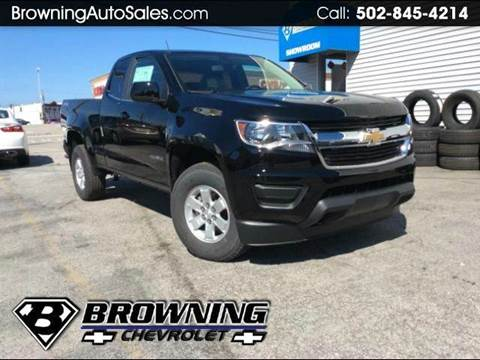 2018 Chevrolet Colorado for sale in Eminence, KY