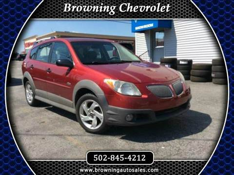 2007 Pontiac Vibe for sale in Eminence, KY