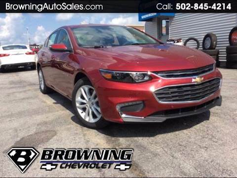 2018 Chevrolet Malibu for sale in Eminence, KY