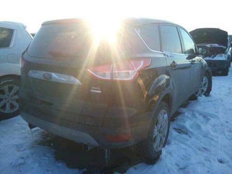 2013 Ford Escape AWD