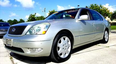 2003 Lexus LS 430 for sale in Port Saint Lucie, FL