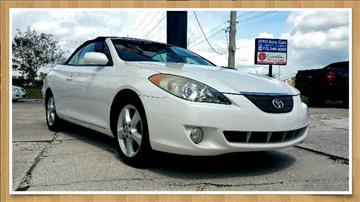 2006 Toyota Camry Solara for sale in Port Saint Lucie, FL