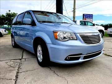 2012 Chrysler Town and Country for sale in Port Saint Lucie, FL