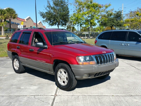 2002 Jeep Grand Cherokee for sale in Port Saint Lucie, FL