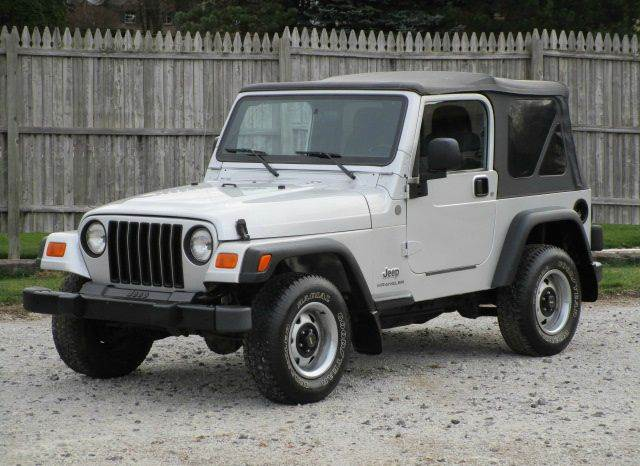2004 jeep wrangler for sale in vacaville ca. Cars Review. Best American Auto & Cars Review