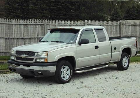 2004 Chevrolet Silverado 1500 for sale in Canton, OH