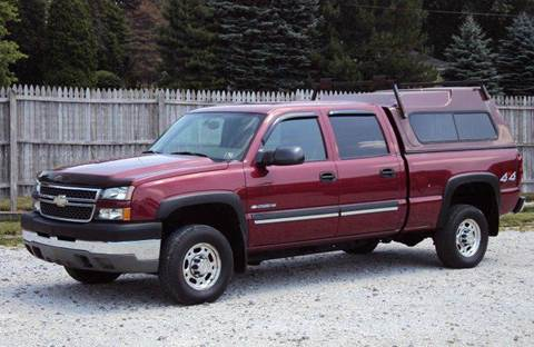 2005 Chevrolet Silverado 2500HD for sale in Canton, OH