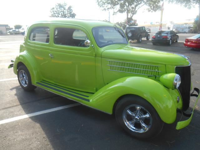 1936 Ford Sedan street rod