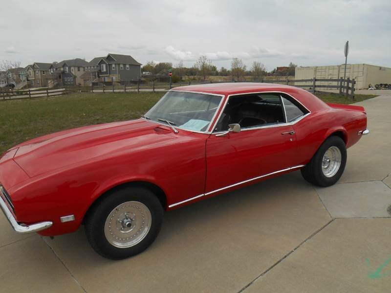 1968 Chevrolet Camaro RS/SS - Loveland CO