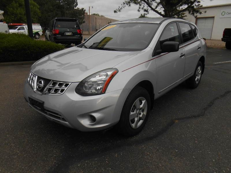 2014 Nissan Rogue Select S AWD 4dr Crossover - Loveland CO