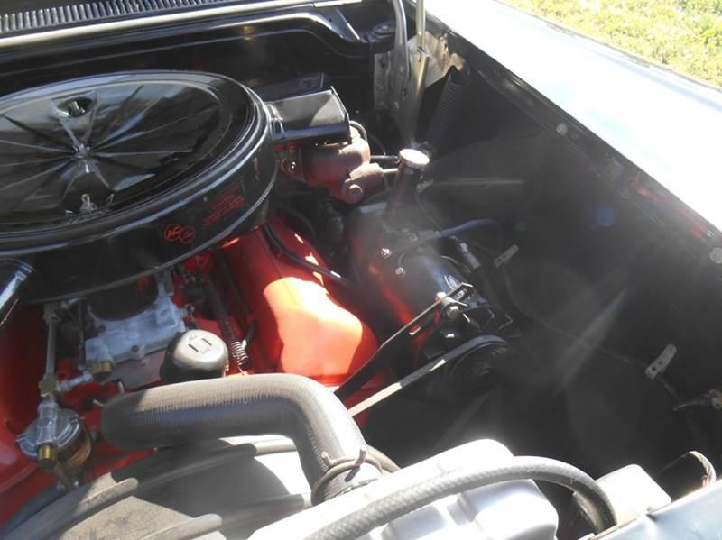 1958 Chevrolet Impala hard top - Loveland CO
