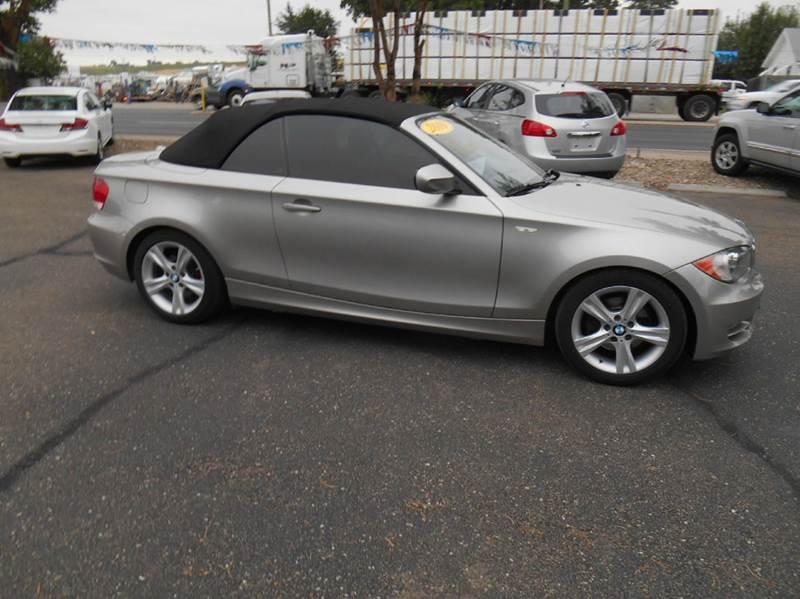 2010 BMW 1 Series 128i 2dr Convertible - Loveland CO