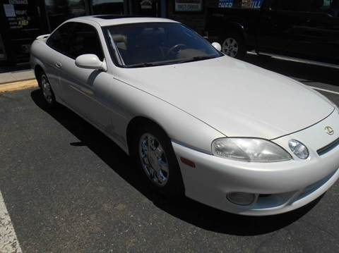 2000 Lexus SC 400