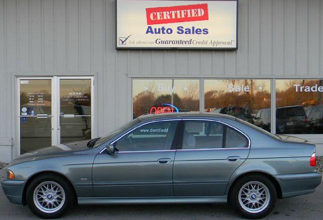 2001 BMW 5 Series