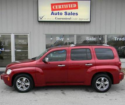 Used chevrolet hhr for sale in iowa for Des moines motors buy here pay here