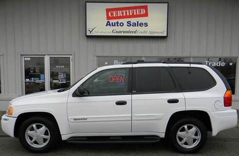 2002 GMC Envoy for sale in Des Moines, IA