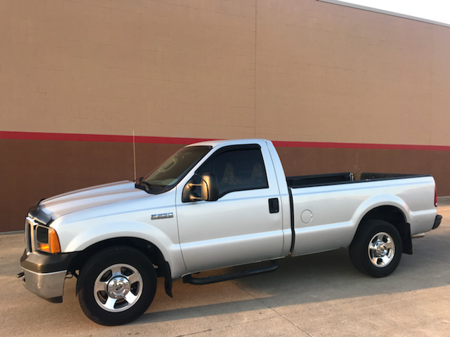 Ford f 250 for sale in louisville ky for Cross motors louisville ky