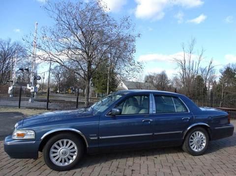 2011 Mercury Grand Marquis For Sale Carsforsale Com