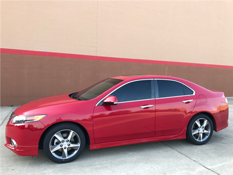 2012 Acura TSX for sale in Louisville, KY