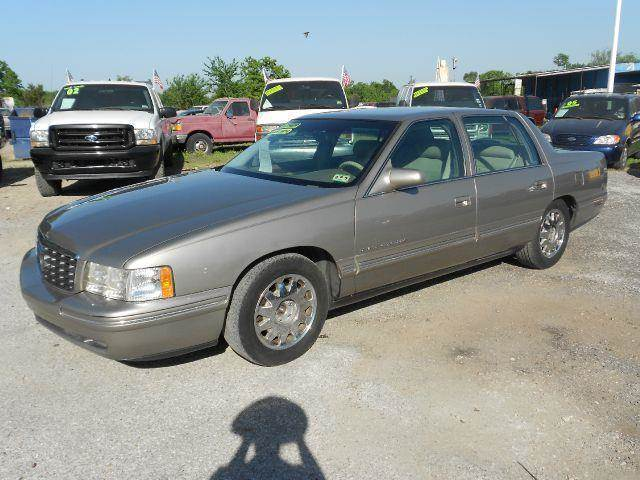 1999 Cadillac Deville For Sale In Houston Tx