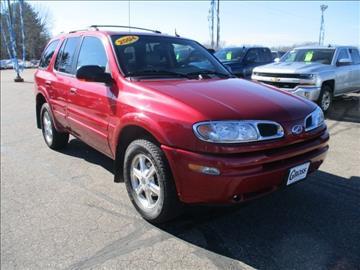 2004 Oldsmobile Bravada for sale in Neillsville, WI