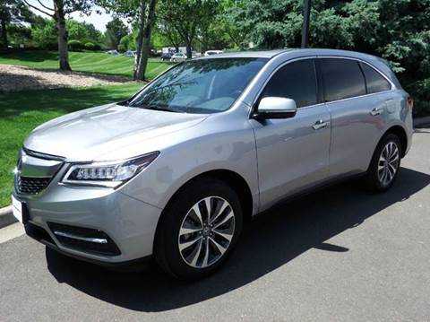 2016 Acura MDX for sale in Centennial, CO