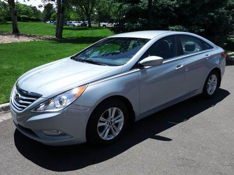 2013 Hyundai Sonata for sale in Centennial CO