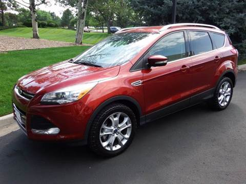 2014 Ford Escape for sale in Centennial CO