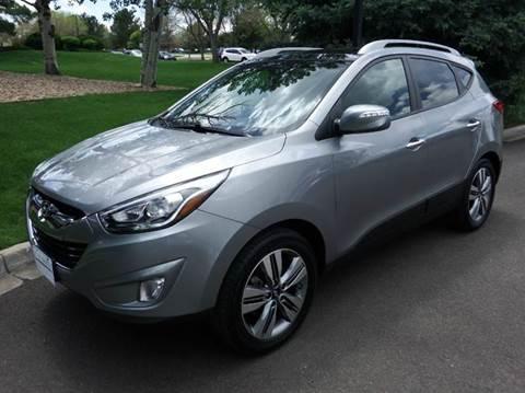 2014 Hyundai Tucson for sale in Centennial CO