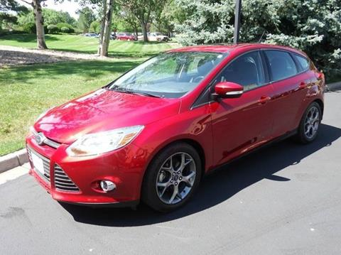 2014 Ford Focus for sale in Centennial CO