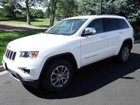2015 Jeep Grand Cherokee for sale in Centennial, CO
