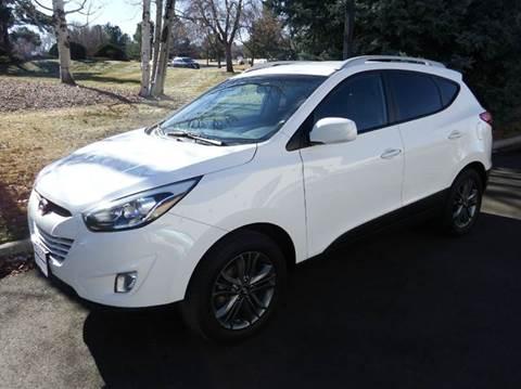 2015 Hyundai Tucson for sale in Centennial, CO