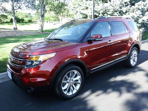 2014 Ford Explorer for sale in Centennial CO